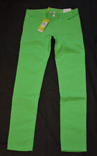 Adidas Neo Skinny Fit Stretch Jeans Hose M 38 W29 L32 NEU Greenzest