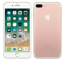 Apple iPhone 7 Plus 32GB Rose Gold Unlocked Great Condition