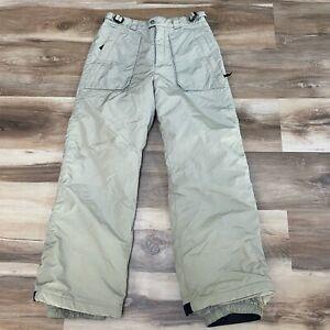 Columbia Convert Nylon Snow Pants Ski Snowboard Youth Size 14/16 Base TRX