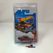 #2069  '63 Chevy II * SUPER TREASURE HUNT * 2017 Hot Wheels * WA11