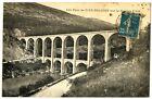 CPA 01 ain Joli Pont de Cize-Bolozon sur la Rivière d'Ain