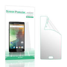 OnePlus 2 amFilm Premium HD Clear (Invisible) Screen Protector (3 Pack)