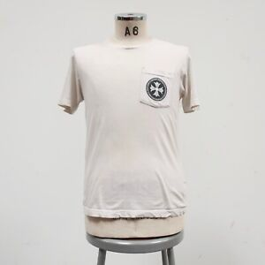 Chrome Hearts CH Seal Stamp Cross T-Shirt Size M