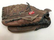 "Rawlings RS130 13"" Softball Glove Left Hand Throw Renegade Series Velcro  [19]"