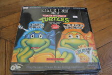 Set TEENAGE MUTANT NINJA TURTLES 5 Laserdisc Incredible shrinking Turtles NTSC