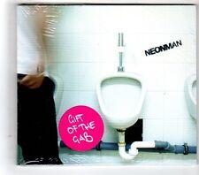 (HK216) Neonman, Gift Of The Gab - 2005 Sealed CD