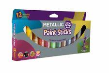 Little Brian Ltb301 Paint Sticks Metallic 12pk