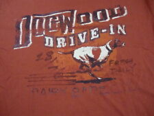 Dogwood Drive-In Running Dog Dairy Bar And Grill T Shirt M
