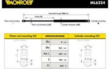 MONROE Muelles neumáticos maletero 565mm Para VOLVO XC60 ML6224