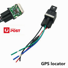 Car Tracking GPS Tracker Device GSM Locator Monitoring Cut off oil power System