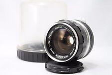 Nikon Nikkor-S Auto 1:2.8 35mm Non Ai Lens w/Case **As Is** #F026d