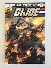 GI Joe 1 Anniversary Foil Variant IDW CGC CBCS It!