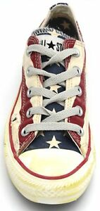 CONVERSE ALL STAR WOMAN MAN UNISEX SNEAKER SHOES CASUAL 1V831 CT AS RUMMAGE OX