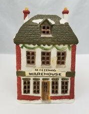 Dickens Village Series A Christmas Carol M Fezziwig Warehouse Dept 56 Ceramic