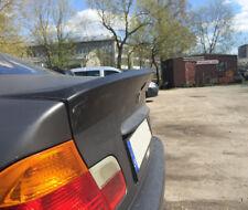 CSL Spoiler Wing for bmw E46 trunk ducktail lip duck tail bill duckbill