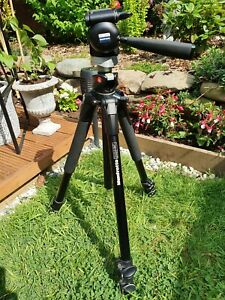 Manfrotto 190XPROB Tripod with 390RC2 Head - Photography - Camera - DSLR