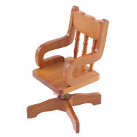 1:12 Dollhouse Miniature Furniture Armchair For Dolls House Accessories Toy YK