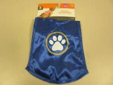 Pet Costume Superhero Cape Halloween Costume Dog Cat Size XS/S New Blue