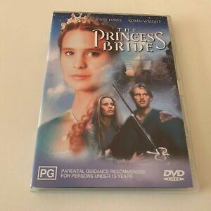 The Princess Bride DVD Robin Wright