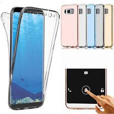 Samsung Galaxy S8 / S8 plus Handyhülle Case Hülle Cover Schutzhülle Transparent