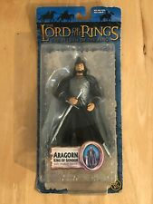 Lord of The Rings Return of the King Aragorn Gondor Toy Biz Action Figure