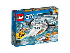 LEGO ® City 60164 sauvetage avion Nouveau neuf dans sa boîte _ Sea Rescue Bâche New En parfait état, dans sa boîte scellée 60165