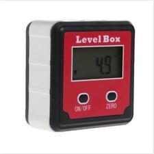 Rot Digital Bevel Box Gauge Winkel Finder Winkelmesser Neigungssensor LCD 360 °