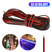 2-PIN Extension Connector Wire Cable Cord For 3528/5050 Single LED Strip Light