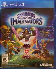 Skylanders Imaginators Video Game Only! PS4 Playstation 4(2016)
