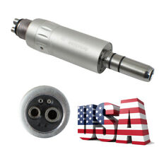 Dental Inner Water Spray Air Motor 4 Hole Low Speed Handpiece Connector Fit NSK