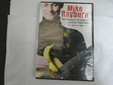 Mike Rayburn: The Worlds Funniest Guitar Virtuoso (DVD, 2015)