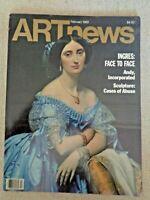 1989 ARTnews Art News Magazine Andy Warhol James Stirling Gerhard Richter Golub