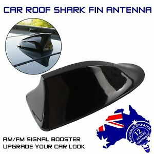 Shark Fin Car Aerials Big Bottom Roof Radio Antennas For Mazda 2 3 6 CX-5 7 8 9