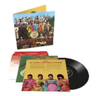 The Beatles – Sgt. Pepper's Lonely Hearts Club Band vinyl - ANNIVERSARY EDITION