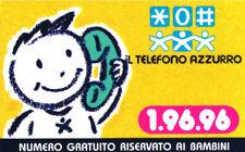 G 637 C&C 2703 SCHEDA TELEFONICA NUOVA MAGNETIZZATA TELEFONO AZZURRO