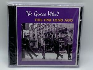 GUESS WHO - THIS TIME LONG AGO CD 2001 NEW & SEALED