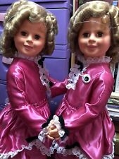 """Miss Little Colonel Shirly Temple 36"""" LIFE SIZE Dreams & Love 50th Anniversary"""