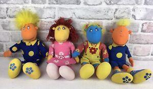 Vintage Tweenies Bundle Of 4 Fizz Jake X2 And Bella 1996 To 1999 Pre Owned Cond