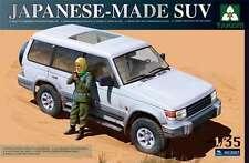 Takom (三花) 1/35 Japanese-Made SUV #2007 *New Release*Sealed*
