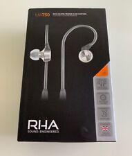 RHA MA750 Noise Isolating Premium In-Ear headphone