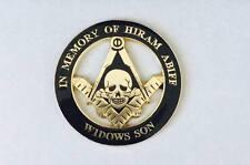 "3"" Masonic Car Decal(HA)"