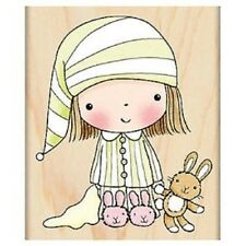 PENNY BLACK RUBBER STAMPS SWEET DREAMS STAMP NEW 2012