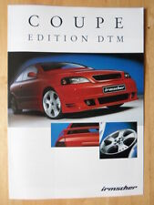 IRMSCHER Opel Astra Coupe DTM Edition 2002 - French text