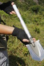 Multi-functional Outdoors Camping Hiking Survival Tools Shovel Dragon Pattern
