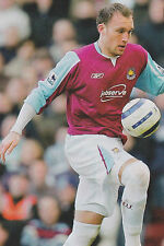 Football Photo DEAN ASHTON West Ham United 2005-06
