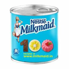 Nestle MILKMAID Sweetened Condensed Milk, 400g Tin With Free Shipping Worldwide
