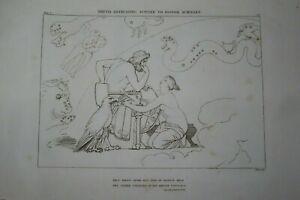 1805 THE ILIAD OF HOMER by JOHN FLAXMAN & WILLIAM BLAKE Trojan War Achilles