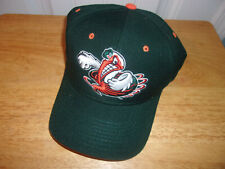 Miami Hurricanes Hat Cap NWT Free Shipping!