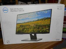 "Dell 23"" IPS LED-backlit S2316M PC Monitor Full HD 1920 x 1080 VGA -USED"