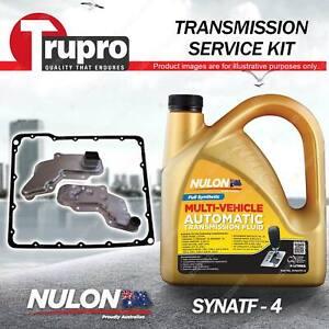 SYNATF Transmission Oil + Filter Service Kit for Nissan Patrol GQ GU Safari Y60